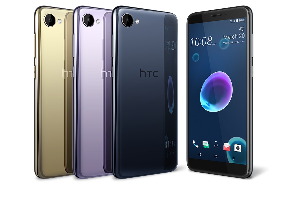 HTC Desire 12 and Desire 12+ announced: Specs and features