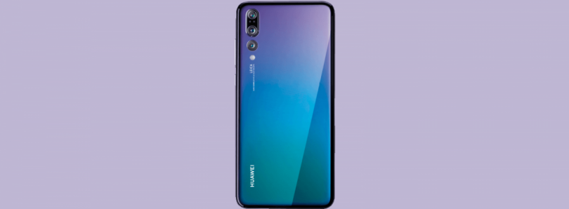 Huawei launches the Huawei P20, P20 Pro and the P20 Lite with notched displays