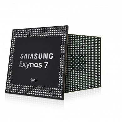 Samsung announces the Exynos 9610 SoC with 480FPS slow-motion video recording