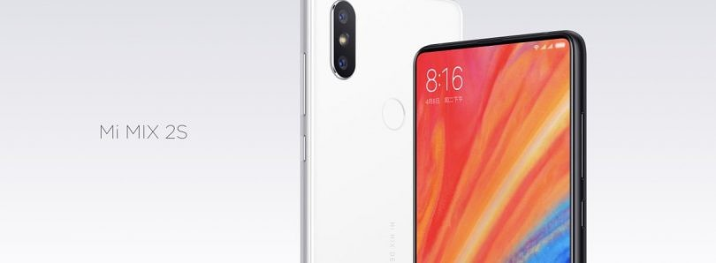 Xiaomi launches the Xiaomi Mi Mix 2S in China with dual cameras and the Qualcomm Snapdragon 845 SoC