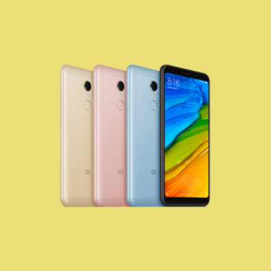 Xiaomi Redmi 5 launches in India with 18:9 display and Snapdragon 450