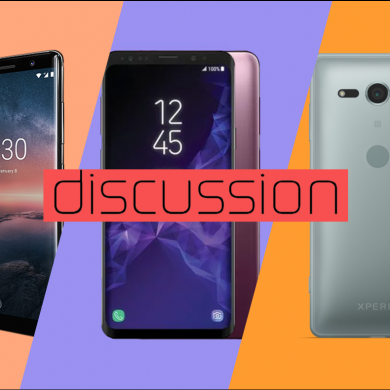 What are your thoughts on the new devices announced at Mobile World Congress 2018?