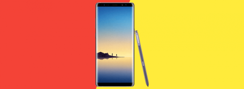 Samsung Galaxy Note 8 receiving Android Oreo update on Verizon and Sprint