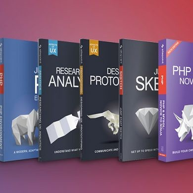 Become a Full Stack Developer with this eBook Bundle