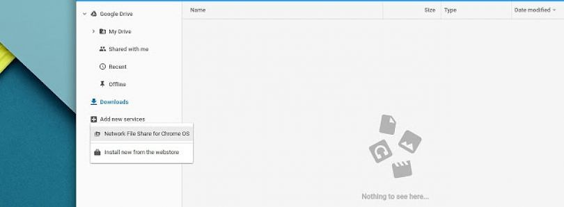 [Update: Live in Canary] Chrome OS prepares to finally show Android files in the Files app