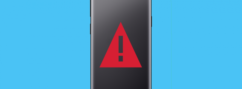 How to fix the missing OEM Unlock button on the Samsung Galaxy S9/S8/Note 8