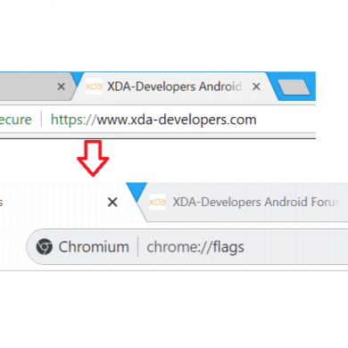How to make Google Chrome Touchscreen Friendly on Tablets & Laptops