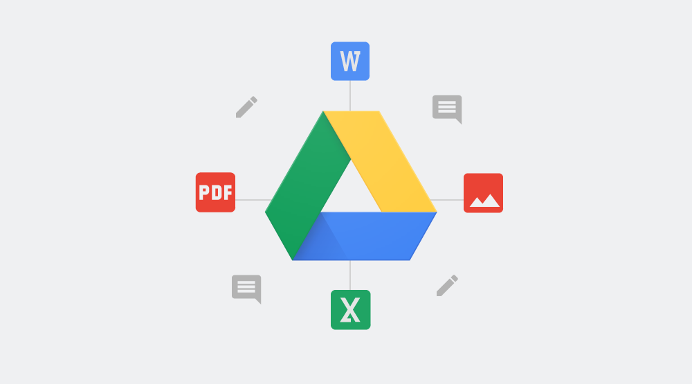 Google drive for desktop gets a big redesign to match gmail stopboris Gallery