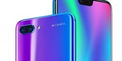 Honor 10 announced with a 5.84″ notched display and dual cameras