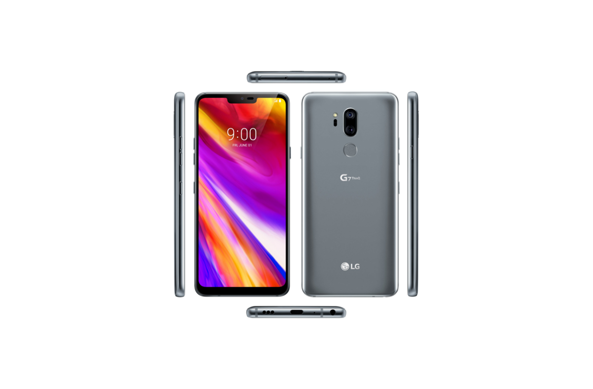 lg g7 thinq will have a 6 1 inch qhd 19 5 9 display that