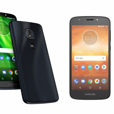 Motorola's Moto G6 and Moto E5 series will have really poor software support