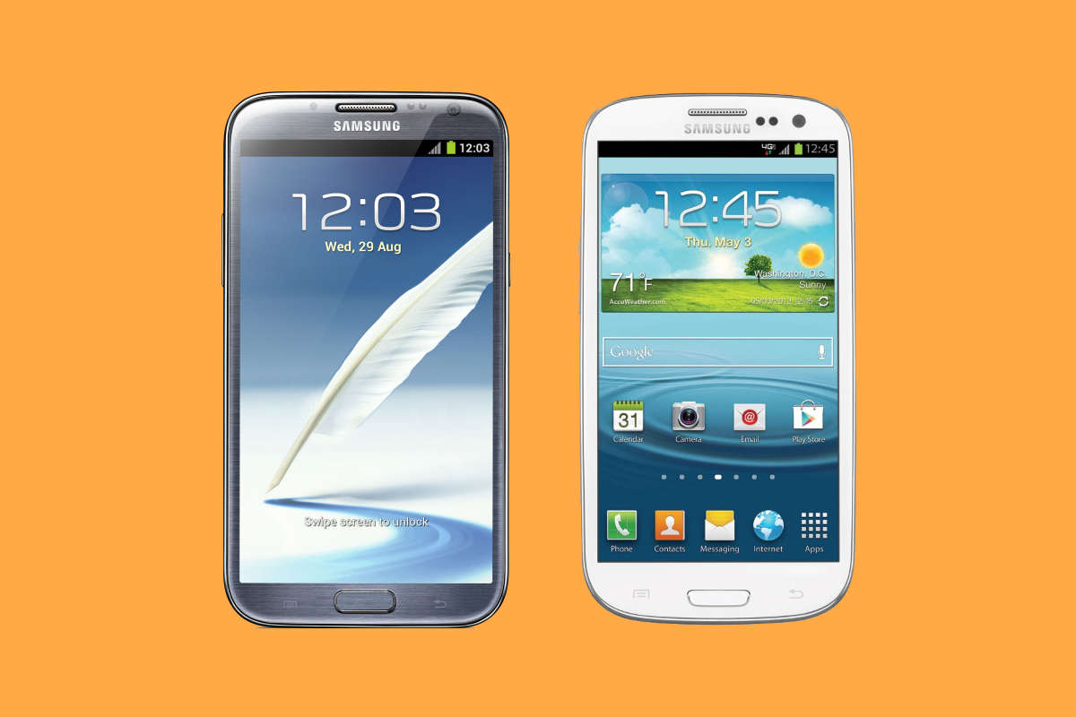 The Samsung Galaxy S III & Galaxy Note II may succeed the ...