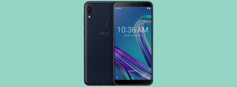 ASUS Zenfone Max Pro (M1) launched in India with 5000mAh battery and stock Android 8.1 Oreo
