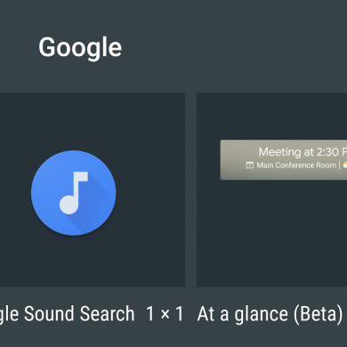 """Pixel Launcher's """"At A Glance"""" Widget Now Available In the Latest Google App Beta"""