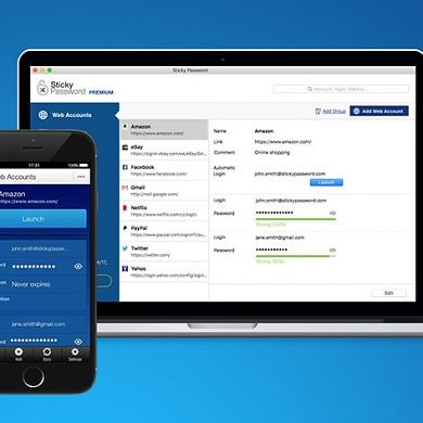 Sticky Password Keeps Your Logins Under Lock and Key