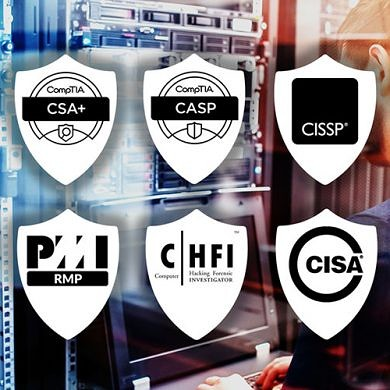 Earn Cybersecurity's Most Valuable Certifications with This Training