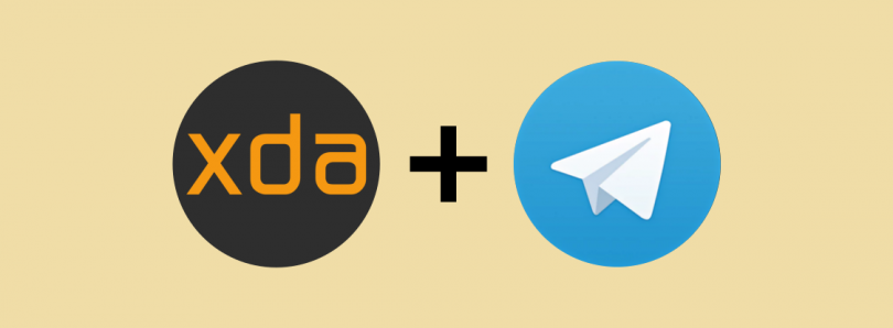 Announcing the Official XDA-Developers Telegram Group