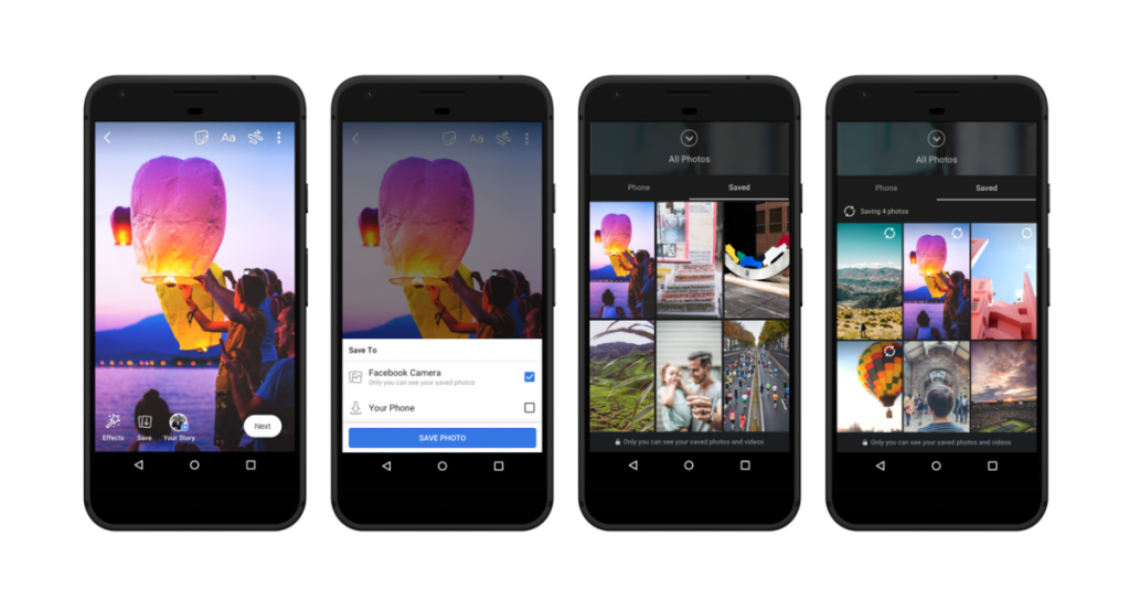 Facebook rolls out voice posts, Stories archive and cloud storage feature