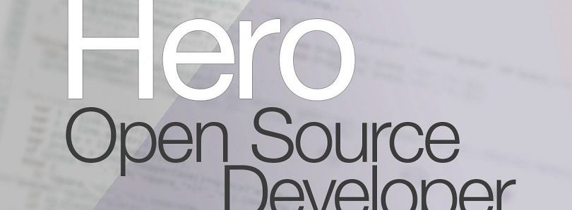 Win a device from Sony by becoming a Hero Open Source Developer