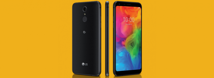 [Update: Pricing and Availability] LG announces the LG Q7, Q7+, and Q7α with 5.5-inch 18:9 displays
