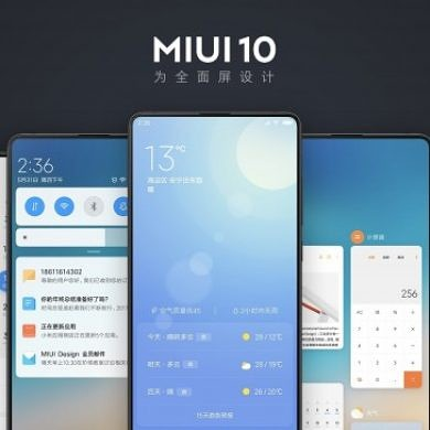 How to install MIUI 10 on the Xiaomi Mi Mix 2/2S, Xiaomi Mi 6/5, Xiaomi Redmi Note 5 Pro, & Xiaomi Mi Note 2