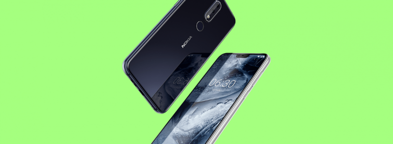 Nokia X6 with Snapdragon 636, Dual Rear Cameras and Notched 19:9 Display Launched in China