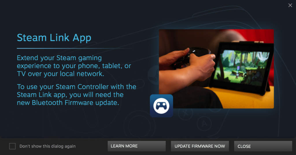 Valve introduces Steam Link app for Android and iOS