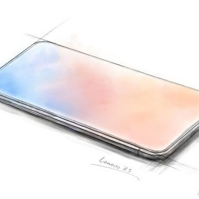 """The Lenovo Z5 may be the first truly """"all screen"""" phone with no notch or bezels"""