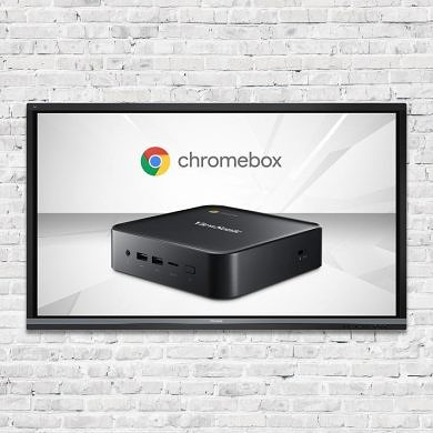 HDMI CEC-enabled Chromebox hints at smart TV features for Chrome OS