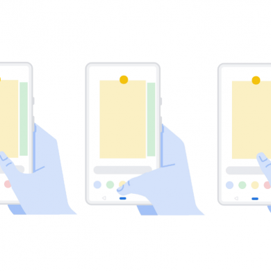 Android P's navigation gestures will improve with the next developer preview