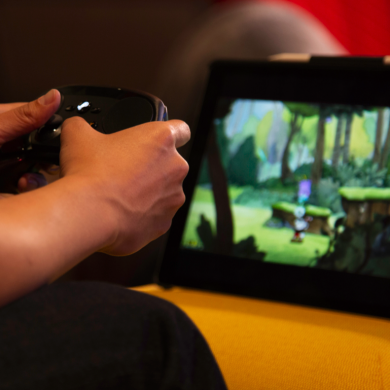 Steam Controller gains Bluetooth LE to support the Steam Link app