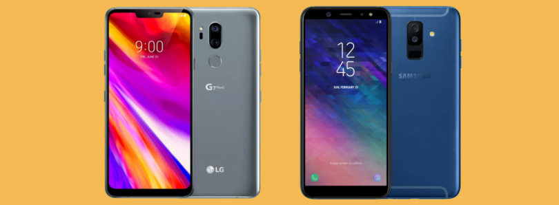 LG G7 ThinQ and Samsung Galaxy A6 forums now open