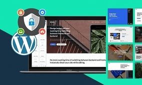 Build, Host, and Secure Websites with This 2-Part Bundle