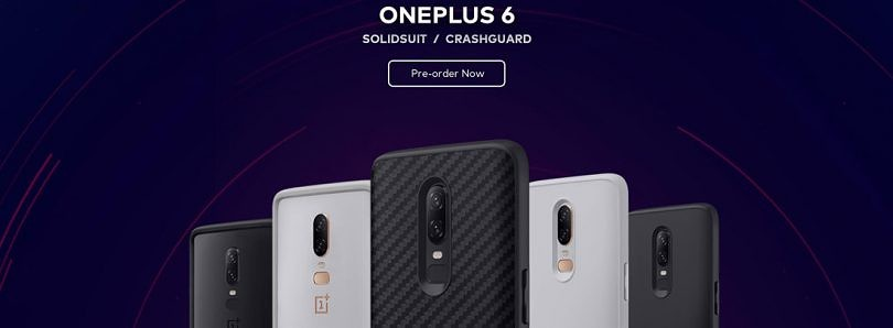 Discover the RhinoShield Case Options for the OnePlus 6