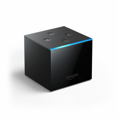 Amazon Fire TV Cube combines the Amazon Echo and Fire TV into a single device