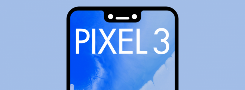 Exclusive: More real-life pictures of the Google Pixel 3 XL with a glass back & display notch