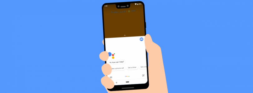 Google Pixel 2's Active Edge squeeze feature will return on the Google Pixel 3