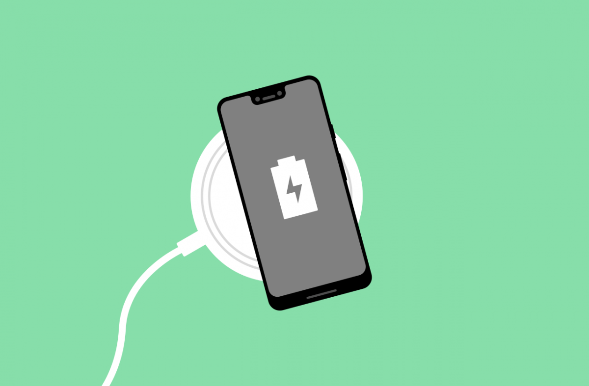 android p beta 2 hints at wireless charging dock support. Black Bedroom Furniture Sets. Home Design Ideas