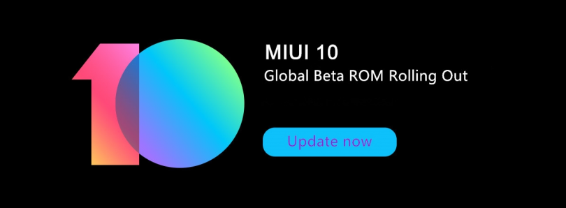 MIUI 10 China Beta for the Xiaomi Mi Pad 4 now available