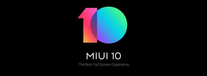 MIUI 10 China beta now available for the Xiaomi Redmi Note 4