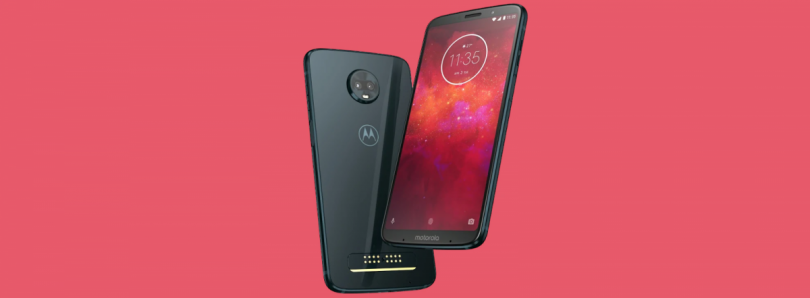 Motorola Moto Z3 Play may launch in India next week
