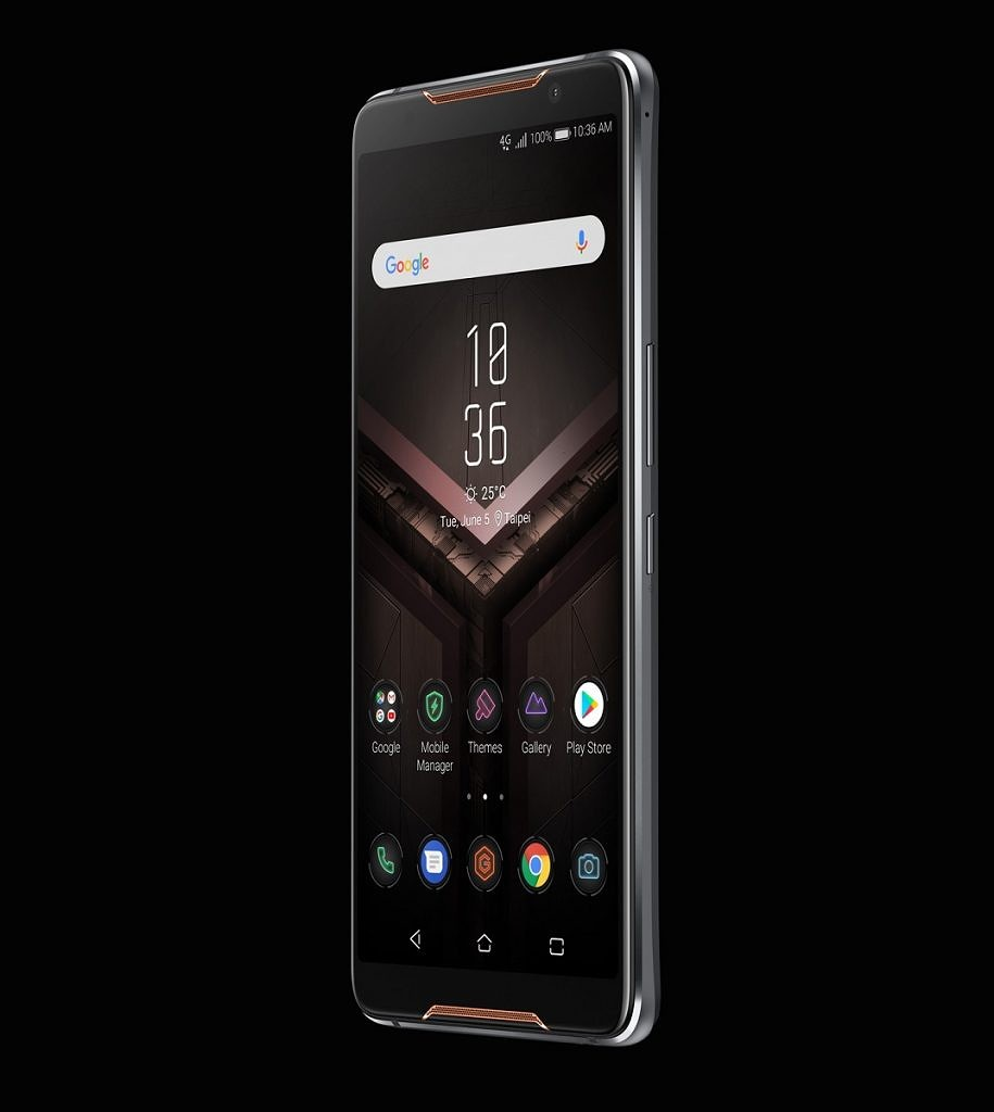 The Asus Rog Phone Is A Gaming With An Overclocked Snapdragon Xiaomi Redmi Note 4 X 4x Ram 4gb 64gb 64 Gb High Eidition Black 845 And 90hz Screen Xda Developers Bloglovin