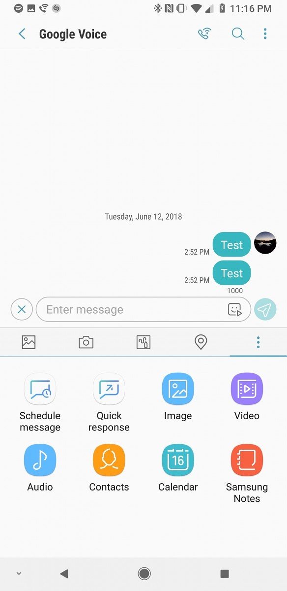 Samsung Messages now lets you add custom ringtones to each ...