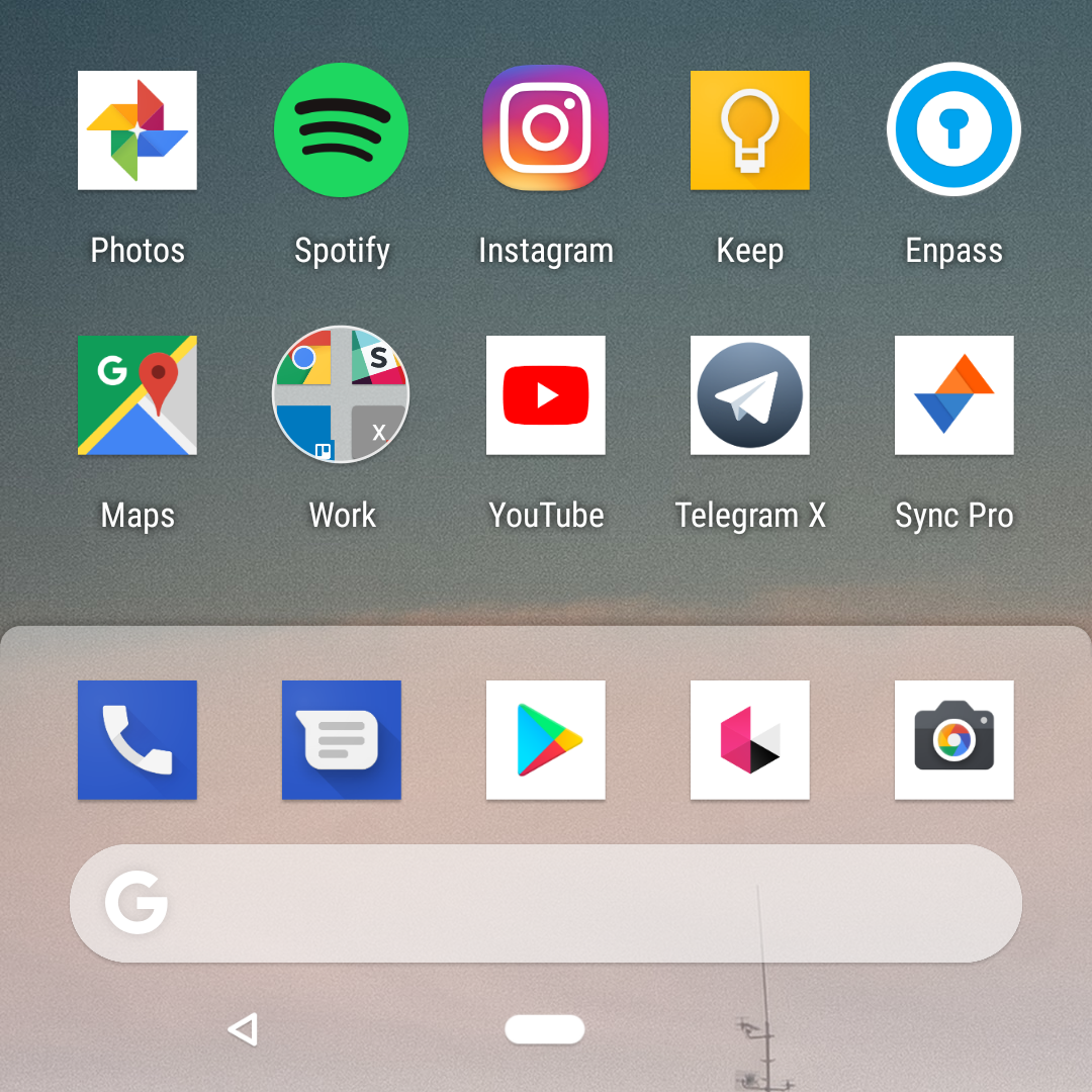 Leaked Pixel 3 XL had a legitimate Google logo on it