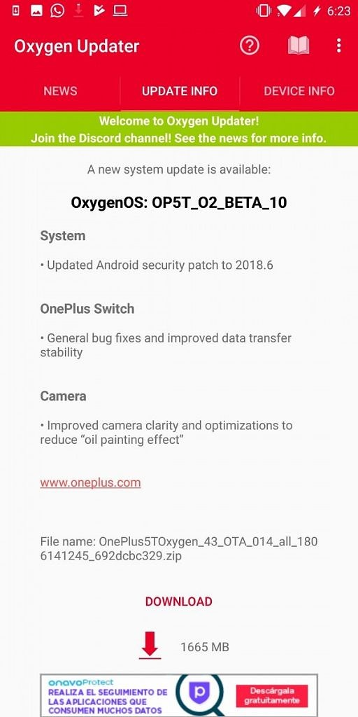 How to get OxygenOS updates on the OnePlus 6, OnePlus 5T, OnePlus 5, OnePlus 3T, and OnePlus 3