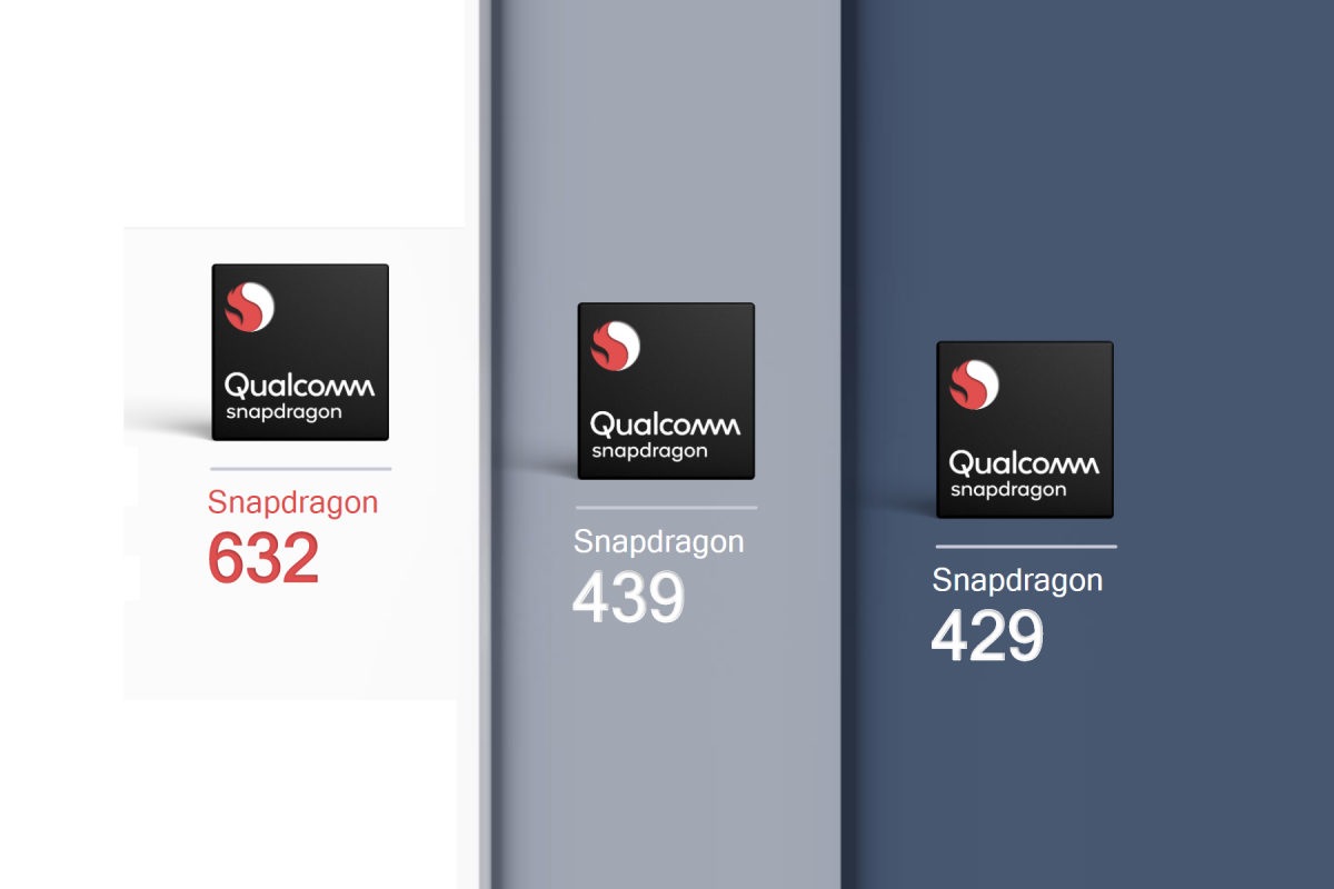 Qualcomm Announces ★ Snapdragon 632, 439 and 429 ★ Mobile Platforms