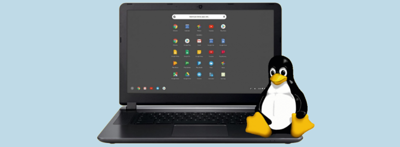 Stable Linux app support expected to roll out in Chrome OS version 69