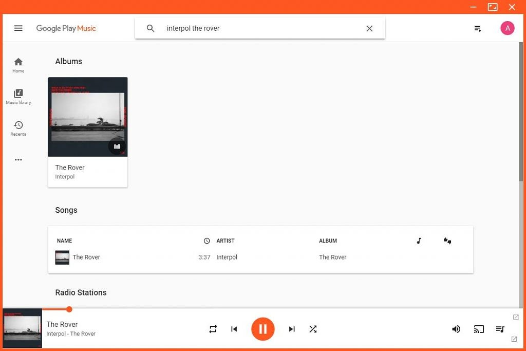 how to search genre google play music