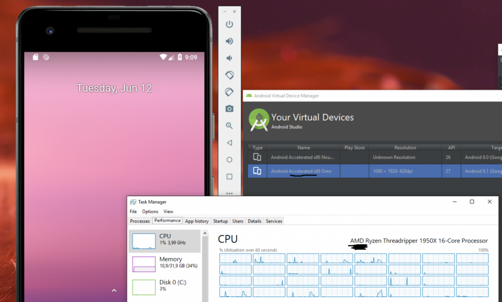 Android Studio Canary 27 3 6 Brings Android Emulator Support