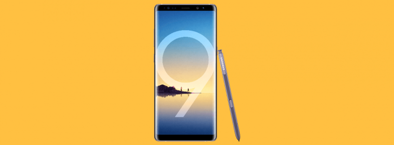 Samsung Galaxy Note 9 reportedly launching in August with upgraded camera